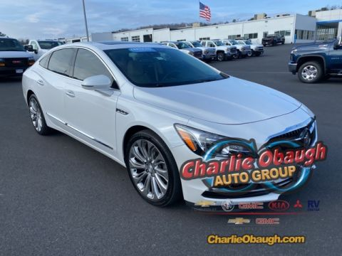 Pre-Owned 2017 Buick LaCrosse Premium I Group